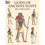 Gods of Ancient Egypt Coloring Book