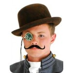 Steampunk Mens Hat and Accessories