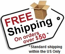 Free standard ground shipping!