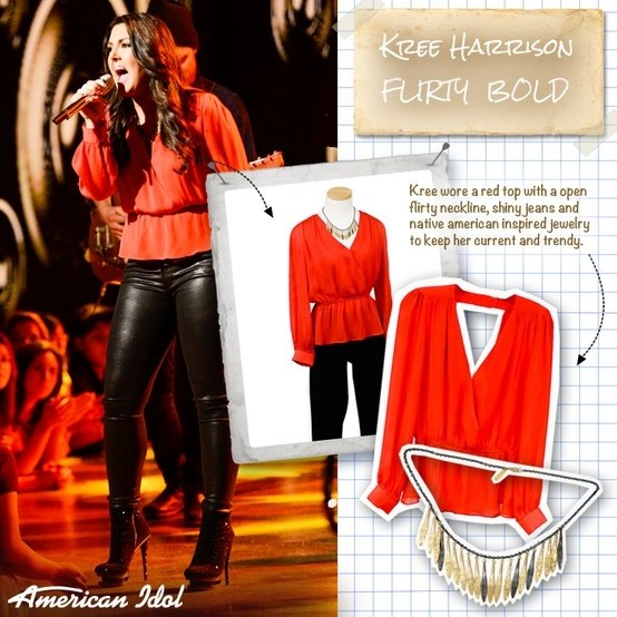 Kree Harrison wears Fascinate ankle boots by Pleaser from Gothicplus.com