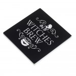 Witches Brew Ceramic Coaster at LABEShops, Home Decor, Fashion and Jewelry