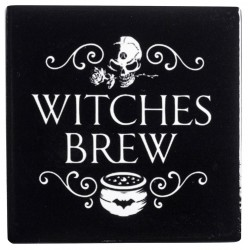 Witches Brew Ceramic Coaster LABEShops Home Decor, Fashion and Jewelry