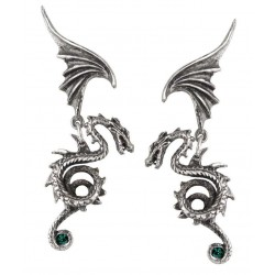 Bestia Regalis Dragon Earring Pair LABEShops Home Decor, Fashion and Jewelry