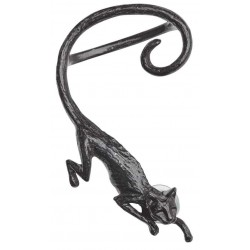Black Cat Sith Earwrap Earring LABEShops Home Decor, Fashion and Jewelry