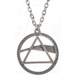 Pink Floyd Dark Side Prism Necklace at LABEShops, Home Decor, Fashion and Jewelry