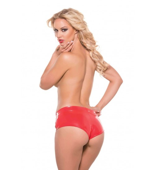 Red Hot Short Second Skin Shorts