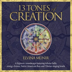 13 Tones of Creation CD LABEShops Home Decor, Fashion and Jewelry