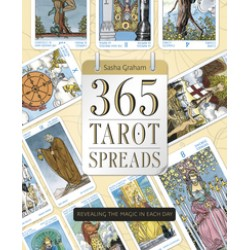 365 Tarot Spreads - Revealing the Magic in Each Day LABEShops Home Decor, Fashion and Jewelry