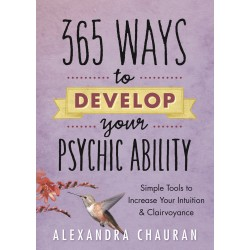 365 Ways to Develop Your Psychic Ability LABEShops Home Decor, Fashion and Jewelry
