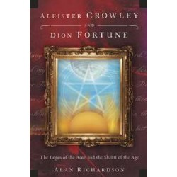 Aleister Crowley and Dion Fortune LABEShops Home Decor, Fashion and Jewelry