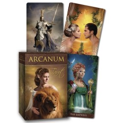 Arcanum Tarot Cards LABEShops Home Decor, Fashion and Jewelry