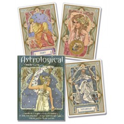 Astrological Oracle Cards LABEShops Home Decor, Fashion and Jewelry