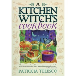 A Kitchen Witch's Cookbook LABEShops Home Decor, Fashion and Jewelry