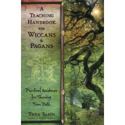 A Teaching Handbook for Wiccans & Pagans LABEShops Home Decor, Fashion and Jewelry