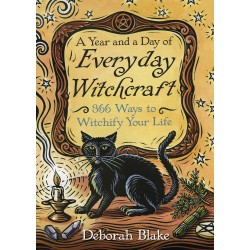 A Year and a Day of Everyday Witchcraft LABEShops Home Decor, Fashion and Jewelry