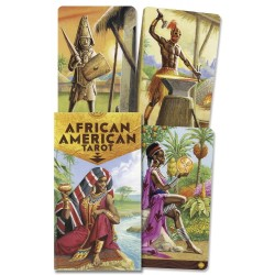 African American Tarot Cards Deck LABEShops Home Decor, Fashion and Jewelry