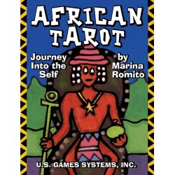 African Tarot Mini Cards LABEShops Home Decor, Fashion and Jewelry