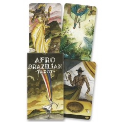 Afro Brazililan Tarot Cards Deck LABEShops Home Decor, Fashion and Jewelry