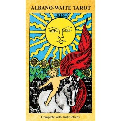 Albano Waite Tarot Cards Deck LABEShops Home Decor, Fashion and Jewelry