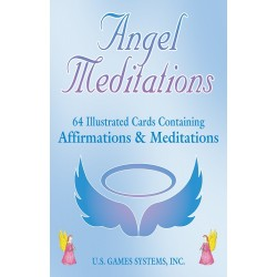 Angel Meditation Cards LABEShops Home Decor, Fashion and Jewelry