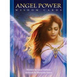 Angel Power Wisdom Cards LABEShops Home Decor, Fashion and Jewelry