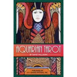 Aquarian Tarot Cards LABEShops Home Decor, Fashion and Jewelry