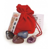 Aries Astrological Crystal Talismans