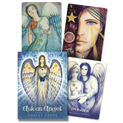 Ask an Angel Oracle Cards LABEShops Home Decor, Fashion and Jewelry