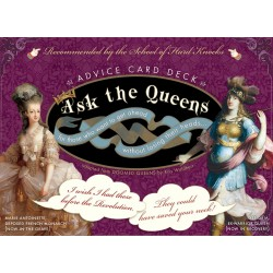 Ask the Queens: Advice Cards LABEShops Home Decor, Fashion and Jewelry