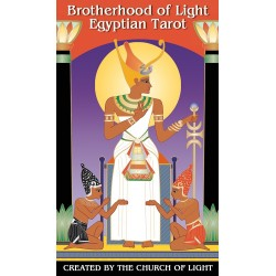 Brotherhood of Light Egyptian Tarot Cards LABEShops Home Decor, Fashion and Jewelry
