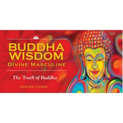 Buddha Wisdom Cards - Divine Masculine LABEShops Home Decor, Fashion and Jewelry