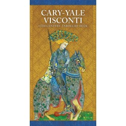 Cary-Yale Visconti 15th Century Tarocchi Tarot Cards Deck LABEShops Home Decor, Fashion and Jewelry