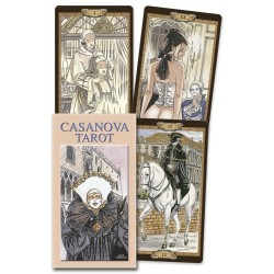 Casanova Tarot Cards LABEShops Home Decor, Fashion and Jewelry