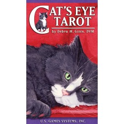 Cat's Eye Tarot Cards Deck LABEShops Home Decor, Fashion and Jewelry