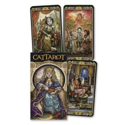 CatTarot Deck LABEShops Home Decor, Fashion and Jewelry