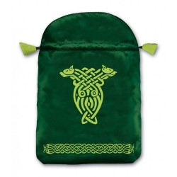 Celtic Satin Bag