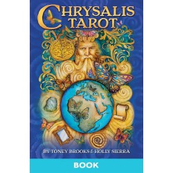 Chrysalis Tarot Book LABEShops Home Decor, Fashion and Jewelry