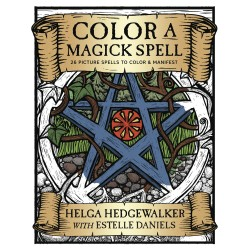 Color a Magick Spell LABEShops Home Decor, Fashion and Jewelry