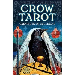 Crow Tarot Cards LABEShops Home Decor, Fashion and Jewelry