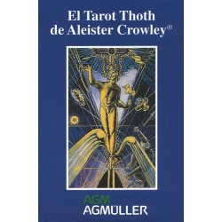 El Thoth Tarot Cartas de Aleister Crowley (Crowley Thoth Tarot Cards - Spanish Edition) LABEShops Home Decor, Fashion and Jewelry