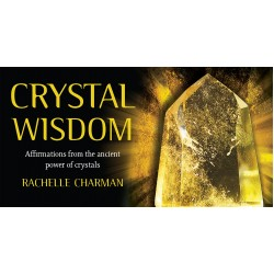 Crystal Wisdom Inspiration Cards LABEShops Home Decor, Fashion and Jewelry