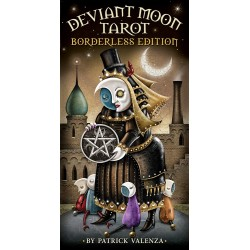 Deviant Moon Tarot Cards Borderless Edition LABEShops Home Decor, Fashion and Jewelry