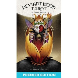Deviant Moon Tarot Cards Deck - Premier Edition LABEShops Home Decor, Fashion and Jewelry