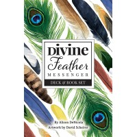 Divine Feather Messenger Cards & Book Set