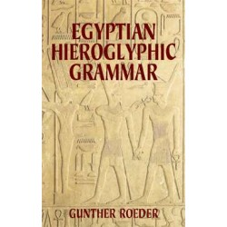 Egyptian Hieroglyphic Grammar: A Handbook for Beginners LABEShops Home Decor, Fashion and Jewelry