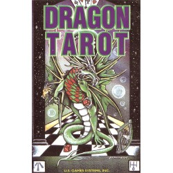 Dragon Tarot Cards LABEShops Home Decor, Fashion and Jewelry