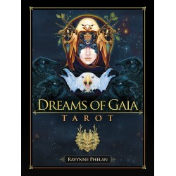 Dreams of Gaia Tarot Cards LABEShops Home Decor, Fashion and Jewelry