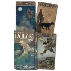 Edmund Dulac Tarot Cards LABEShops Home Decor, Fashion and Jewelry
