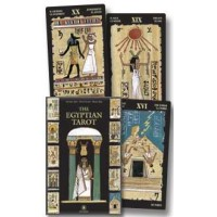 Egyptian Tarot Boxed Kit