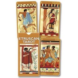 Etruscan Tarot Cards LABEShops Home Decor, Fashion and Jewelry
